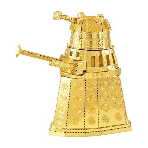 Faszination Metal Earth Doctor Wer Gold Dalek 3D Laser Cut Modell