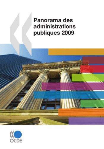 Livre gratuits Panorama des administrations publiques 2009 epub pdf