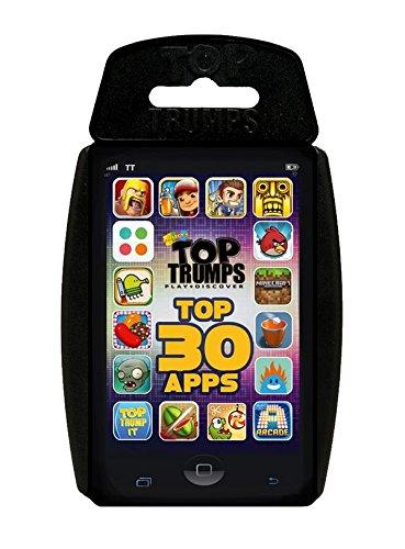 Top Trumps Juego de Cartas, 30 Top Apps.
