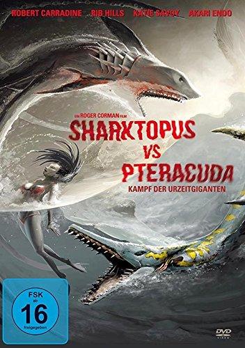Sharktopus Vs Pteracuda  Kampf der Urzeitgiganten Picture