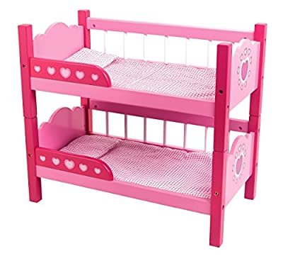 Dolls World Bunk Beds - cheap UK Bunkbed shop.