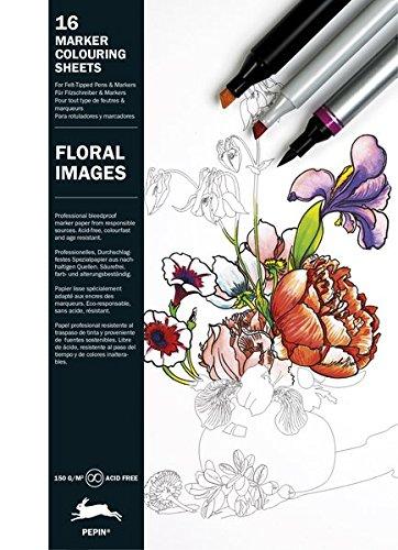 Floral Images por Pepin Van Roojen
