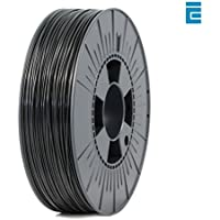 ICE Filaments ICEFIL1PLA003 PLA filament, 1.75mm, 0.75 kg, Brave Black