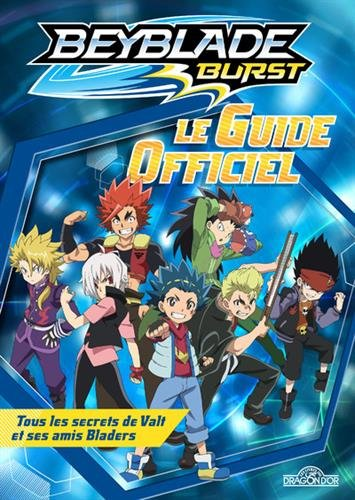 Beyblade Le guide officiel