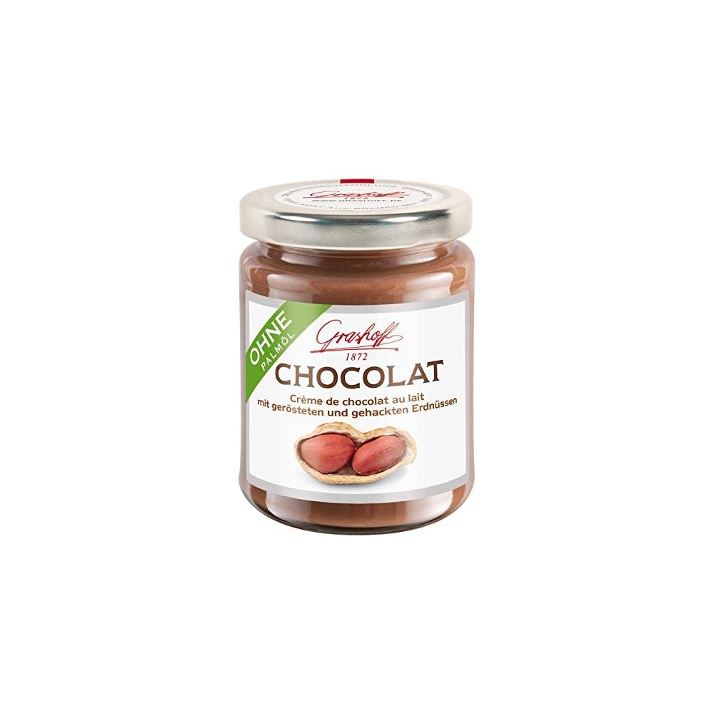 Grashoff Chocolat Mit Erdnssen 235g