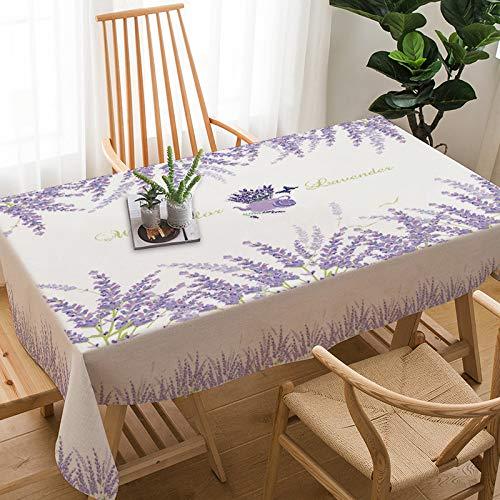 CFWL - Mantel de Lino de algodón para la casa