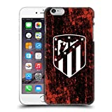 Head Case Designs Offizielle Atletico Madrid Verzweifelt 2017/18 Kamm Muster Ruckseite Hülle für iPhone 6 Plus/iPhone 6s Plus