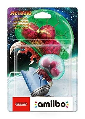 Metroid Amiibo - Metroid Collection (Nintendo Wii U/Nintendo 3DS/Nintendo Switch)