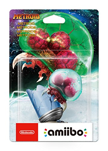 Metroid Amiibo - Metroid Collection (Nintendo Wii U/Nintendo 3DS/Nintendo Switch)