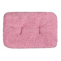 Bonjouree Coussin Pour Chat Chiot Couverture Lit De Couchage Souple De Tapis Pour Pets Petits (Rose)
