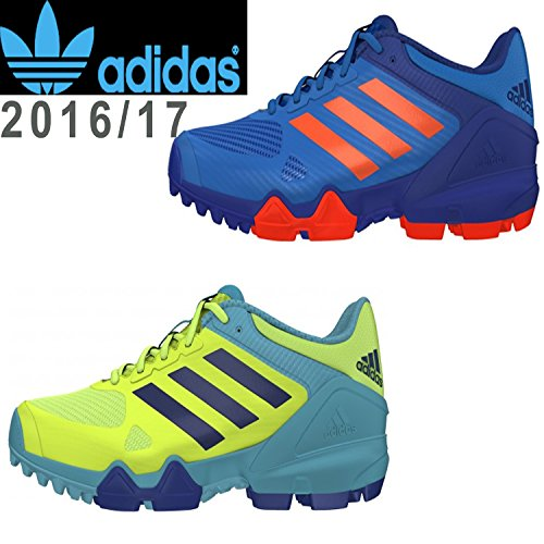 Adidas New 2016/17Modell Adipower Hockey III Herren Hockey Schuhe, blau