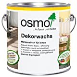 OSMO Dekorwachs Transparent High Solid 750ml Seidengrau 3119