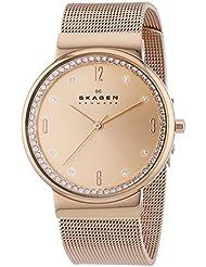 Damen-Armbanduhr Skagen SKW2130