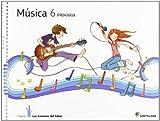 MUSICA + CD 6 PRIMARIA - 9788468009636