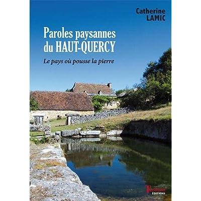 Paroles paysannes du Haut-Quercy