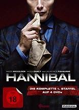 Hannibal - Die komplette 1. Staffel (4 Discs, Uncut) hier kaufen