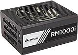 Corsair RM1000i PC-Netzteil (Voll-Modulares Kabelmanagement, 80 Plus Gold, 1000 Watt, EU)