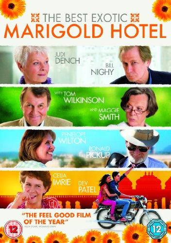 The Best Exotic Marigold Hotel (DVD + Digital