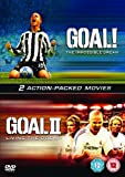 Goal! - The Impossible Dream / Goal 2 - Living The Dream [DVD]