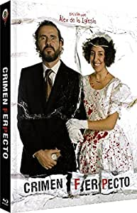 Crimen Ferpecto: Ein ferpektes Verbrechen - UNCUT - 2-Disc Limited Collector's Edition Nr. 10 (Blu-ray + Soundtrack CD) - Limitiertes Mediabook auf 288 Stück, Cover C