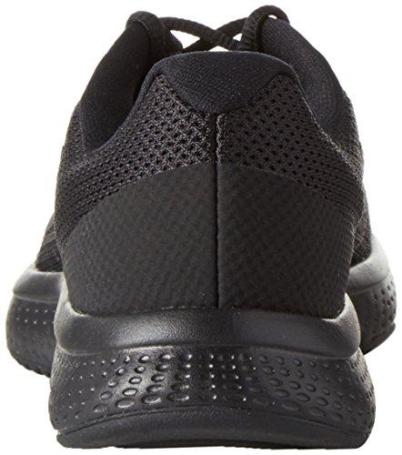 Nike Herren Runallday Laufschuhe Schwarz (Black/black Anthracite)
