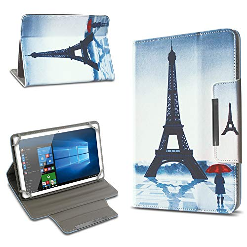 UC-Express Universal Tablet Schutz Hülle 10-10.1 Zoll Tasche Schutzhülle Tab Case Cover Bag, Motiv:Motiv 7, Tablet Modell für:Kiano Slim Tab 10.1