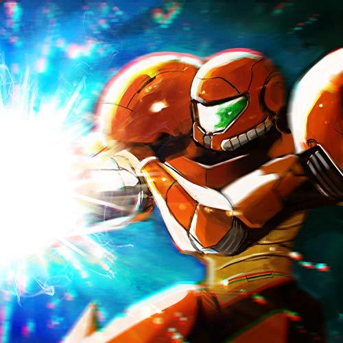 Space Pirates Battle (Metroid Prime)