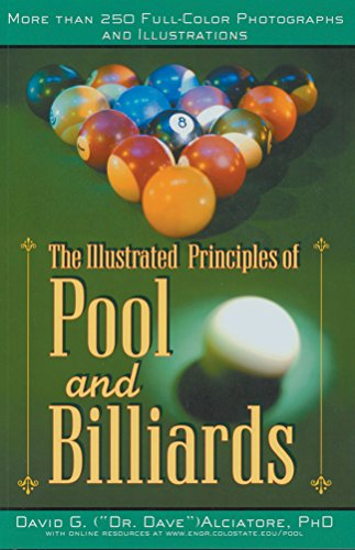 ILLUS PRINCIPLES POOL BILLIARDS: More Than 200 Full-Colour Illustrations and Photographs por David G. Alciatore