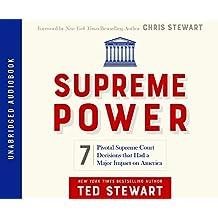 Supreme Power: 7 Pivotal Supreme Court Decisions That Had a Major Impact on America