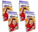 #4: Libero Medium Size Open Diapers - 160 Counts