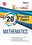 Xam Idea 20 Plus Practice paper Mathematics for 2018 Exam