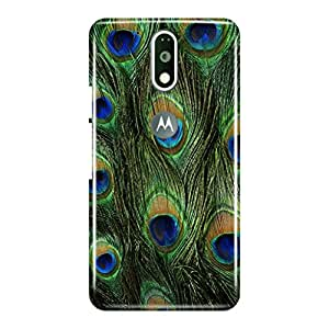 a AND b Designer Printed Back Case / Back Cover For Motorola Moto G4 Plus