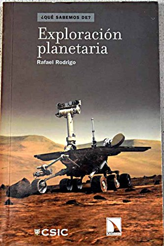 Exploración planetaria (¿Qué sabemos de?)