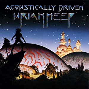 Acoustically Driven