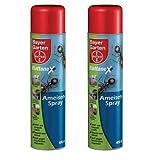 Bayer Ameisen Spray 800ml Vorteilspackung (2x400ml)