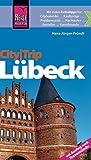 Reise Know-How CityTrip Lübeck: Mit Travemünde - Reiseführer mit Faltplan - Hans-Jürgen Fründt