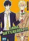 Same Difference, tome 5 par Hiiragi