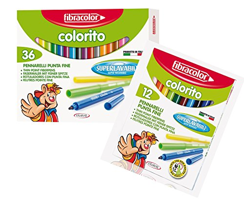 fibracolor-colorito-thin-point-fiber-colouring-pens-super-washable-pack-of-36-plus-free-pack-of-12