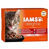 Iams Delights Sea Collection Nassfutter