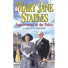 Appointment At The Palace: An Adams Family Saga Novel (The Adams Family)