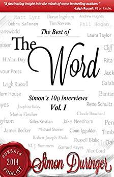 The Word: The Best of Simon's 10Q Interviews (English Edition) di [Duringer, Simon, Chorley, St Mary's Year 5 Students]
