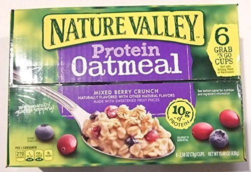 nature-valley-protein-oatmeal-grab-n-go-cups-mixed-berry-crunch-6-ct-by-general-mills
