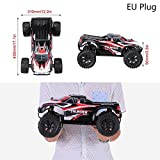 huang ZD Racing 4WD 1/10 Elektro RC Auto Monster Truck Klettern Off Road Rock Crawler 55 km/std