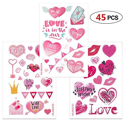 Phogary Paquete de 3 El día de San Valentín Se aferra a...