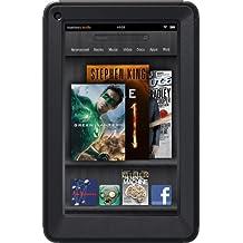 OtterBox Defender Series - Coque avec support pour Kindle Fire - Film de protection d'écran intégré - Noir