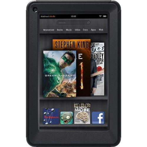 OtterBox Outdoor-Schutzhülle mit Kindersicherung für Kindle Fire [Vorgängermodell] (nur für den Kindle Fire [Vorgängermodell] geeignet) (Kindle Otterbox)