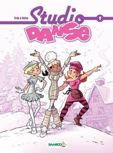 Télécharger en ligne Studio Danse - tome 8 pdf