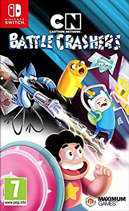 Cartoon Network: Battle Crashes