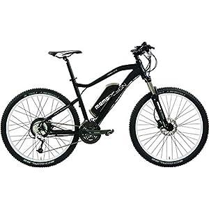 "51u3goWyo%2BL. SS300 Momo Aspen, Mountain Bike 27.5"" Unisex – Adulto, Nero/Bianco, Pollici"