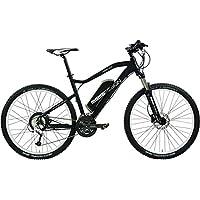 "Momo Aspen, Mountain Bike 27.5"" Unisex – Adulto, Nero/Bianco, Pollici"